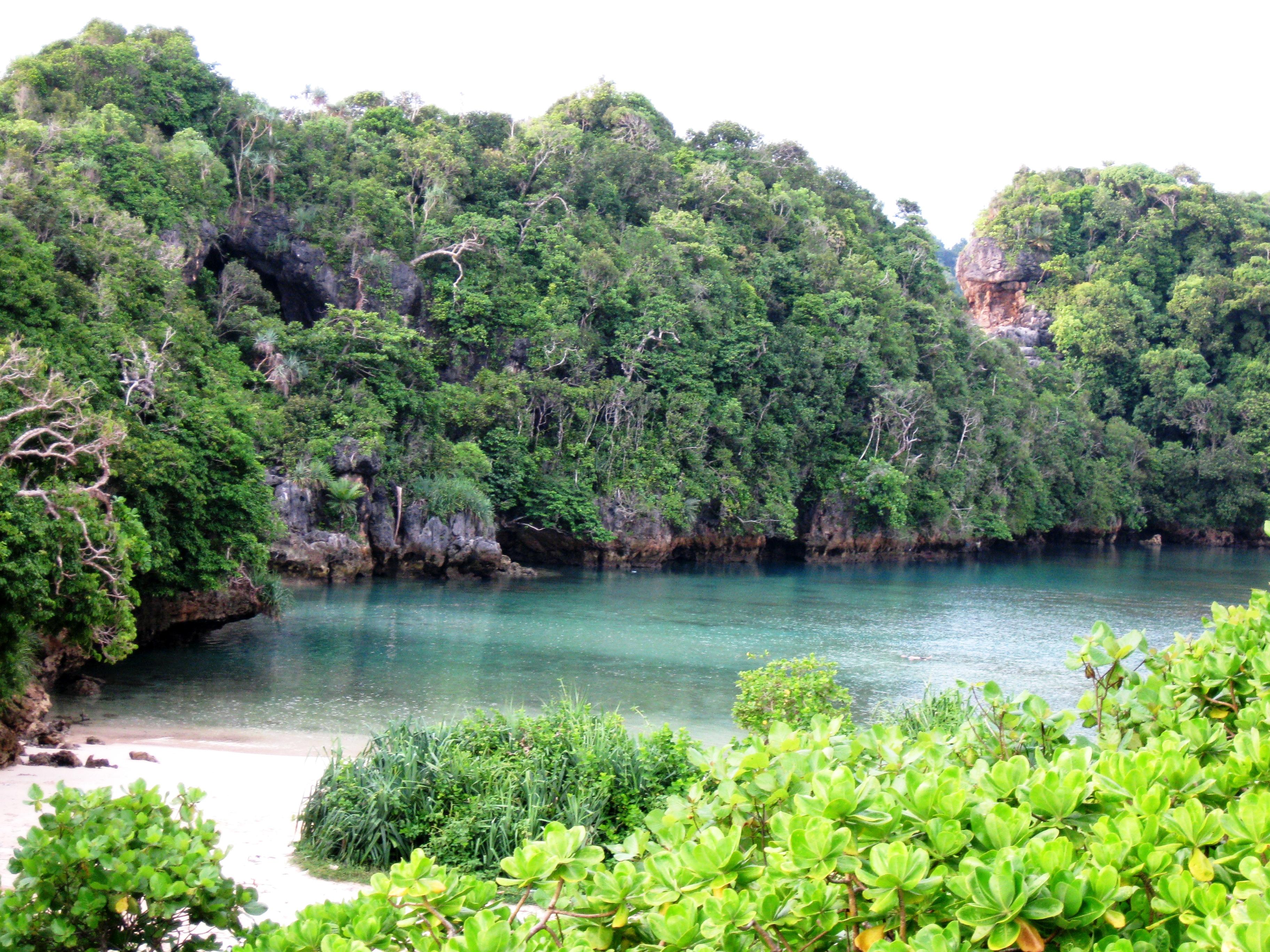 Segara Anakan, Pulau Sempu